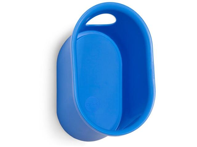 Cycloc Loop Helmet & Accessory Tray, blue